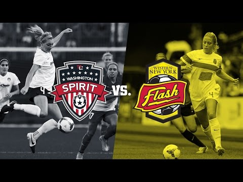 Washington Spirit vs. Western New York Flash