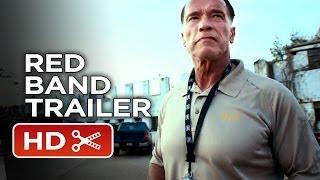 Sabotage Red Band TRAILER 2 (2014) - Arnold Schwarzenegger Movie HD