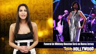 Funeral de Whitney Houston Será en Nueva Jersey