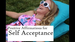 Positive Affirmations for Self Acceptance- Bennie Barre Fitness, Affirmations