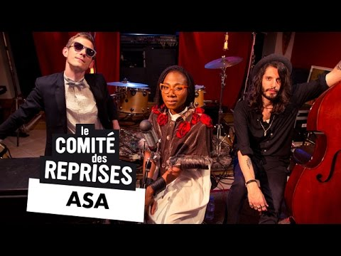 "VIDEO: Asa Performs ""Dead Again"" For Comité Des Reprises"