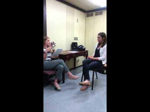Sarah Mock Interview