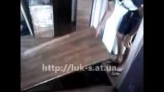 Напольный люк под плитку 140х90 см(Потайные люки в подвал под любой вариант отделки от производителя в Чернигове. http://luk-s.at.ua., 2015-05-28T14:38:39.000Z)