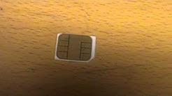 Näin SIM kortti sopivammaksi