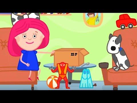 Мультики - Смарта и Чудо-сумка - Почта - Развивающие мультфильмы