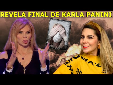 La Vidente Revela El Inevitable Final De Karla Panini, Terminara MAL.