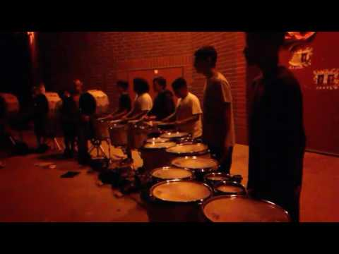 Laguna Creek Drumline 2016