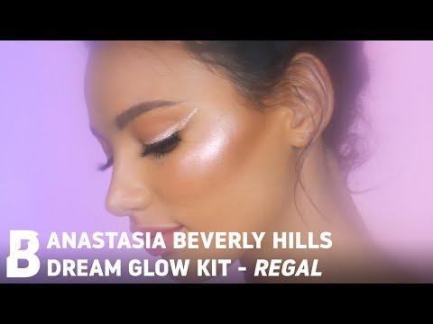 REGAL | ANASTASIA BEVERLY HILLS DREAM GLOW KIT | Beauty Bay
