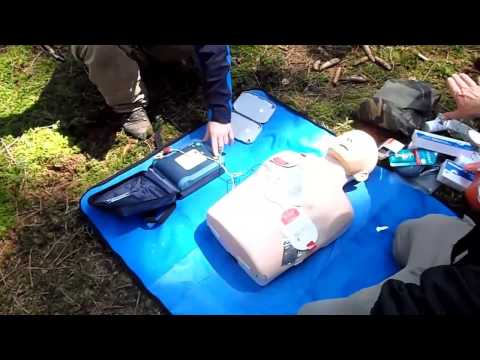 Survival First Aid Outdoor & Bushcraft