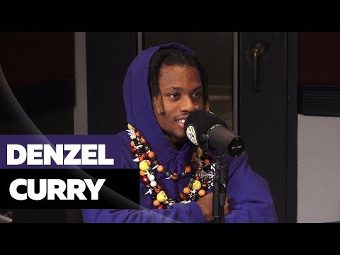 Denzel Curry On Real Late W/ Peter Rosenberg