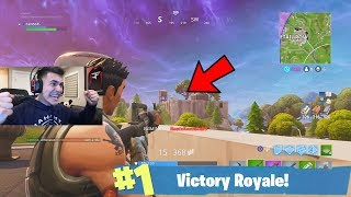 MY BEST FORTNITE GAME EVER!!