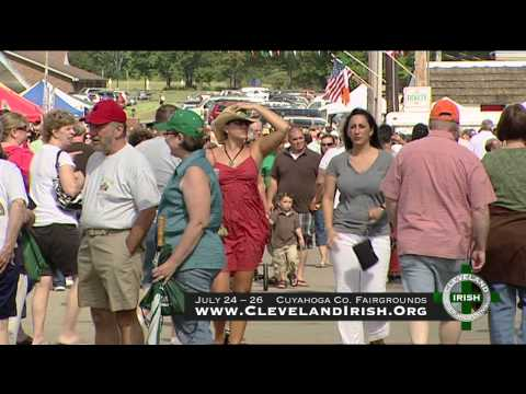 Cleveland Irish Cultural Festival (cicf2015tv30) with End Graphic