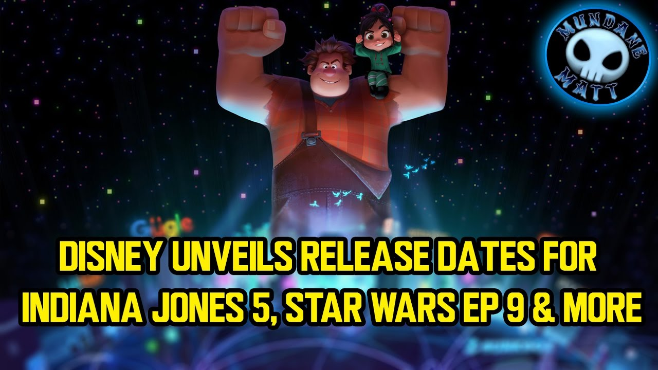 Disney Schedules Release Dates for 'Star Wars' Films, 'Frozen 2'