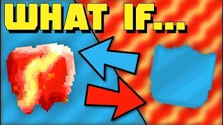 If Lava and Water Switched Places!? (Growtopia)