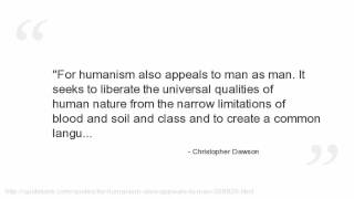 Christopher Dawson Quotes