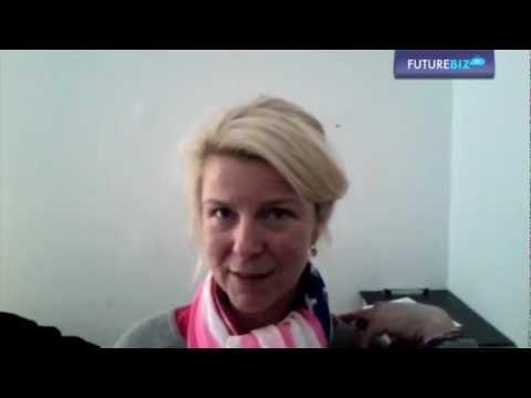 FuturebizTV-  Interview mit Leonie Bechtoldt von eBay
