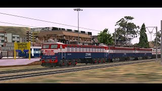 INDIAN TRAIN SIMULATOR GAME DOWNLOAD PC EASY 100% WORK TAMIL { MSTS }