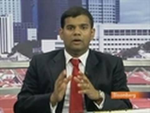RBS's Tiruchelvam Discusses Asian Commodity Stocks: Video