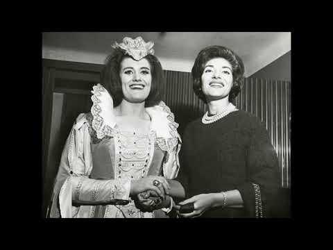 Joan Sutherland talks about Callas