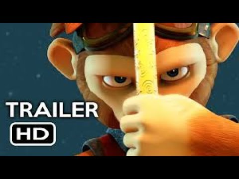 Download Spark  A Space Tail Trailer #1 2017 Jace Norman Animated Movie HD