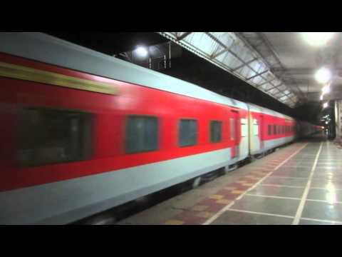 [IRFCA] Newly Inaugurated22414 Hddin - Madgaon Goa Rajdhani Exp !!