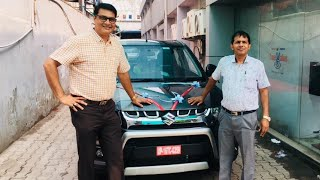 Mr. B.K Rana Sir | New Maruti Vitara Brezza | Smart Value Cars | Smart Value My Life