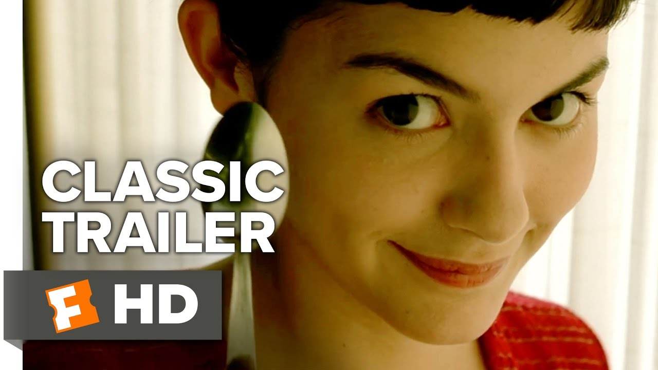 Amélie 2001 Official Trailer 1 Audrey Tautou Movie