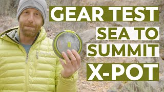 Gear Test | Trying Out the Sea to Summit Collapsible X-Pot/Kettle