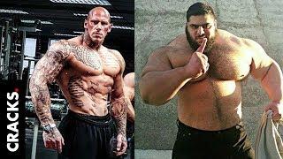 """2 metros y 140 kilos conforman """"La pesadilla"""" de la MMA. Pasó por un infierno para llegar a ser así"""