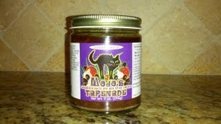 "Sizzlin' Sauces ""mojo's Tapenade""  Review"