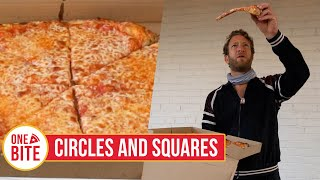 Barstool Pizza Review - Circles and Squares (Philadelphia, PA)
