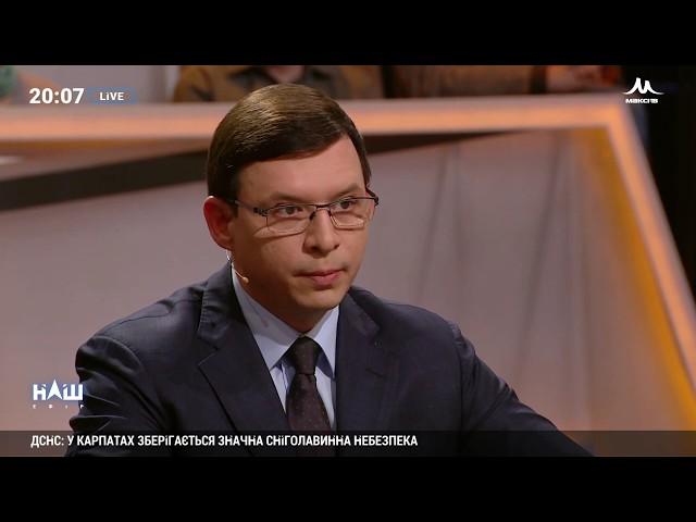 Мураев: Вертикаль власти выскальзывает из рук Порошенка и это приведет к его поражению