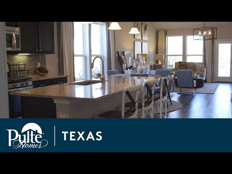 New Homes in The San Antonio Area Texas - Stonehaven by Pulte Homes