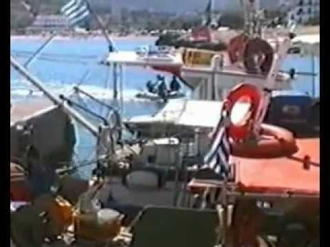 Cyclardis 97 sailing Greece