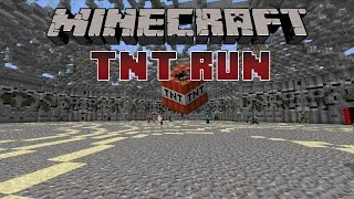 Minecraft: TNT RUN - Почему так мало видео?