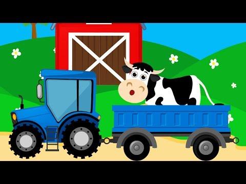 Мультфильм про корову дисней