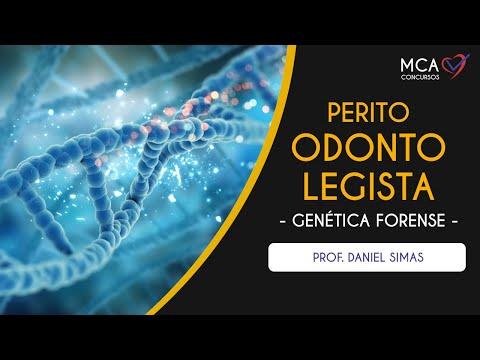 genética-forense---turma-perito-odonto-legista-do-mca-concursos