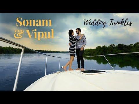 Goa Pre Wedding Shoot - India | Vipul & Sonam | Darkhaast | Best indian Pre Wedding