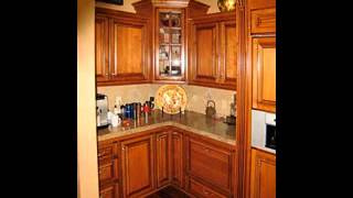 Kitchen Corner Cabinets Design Ideas