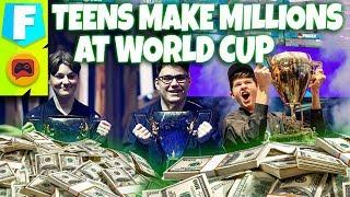 Les résultats de la Coupe du monde Fortnite font de Bugha et des adolescents des millionnaires