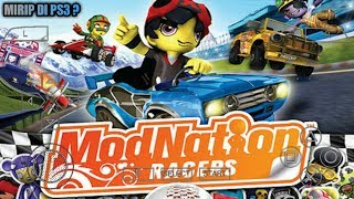 Cara Download Dan Install Game ModNation Racers PPSSPP Android