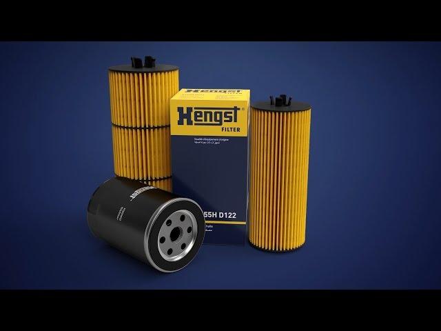Hengst - oil filter