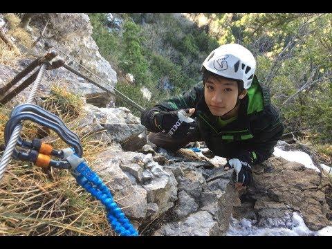 Petzl Klettersteigset : Sicherheit von klettersteigsets bergfreunde