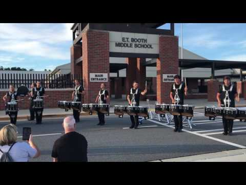 MCDC In The Lot 2017 -  Show Music