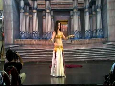 Andalee professional Belly Dance Cairo Caravan 2012