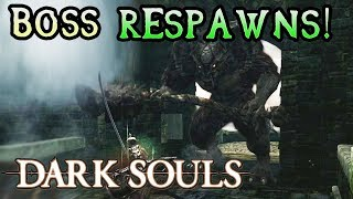 RESPAWNING BOSSES WTF!!! Dark Souls Ascension Mod (#2)