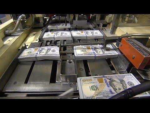 DOLLAR QAYERDA VA QANDAY QILIB ISHLAB CHIQARILADI, - AMAZING HOW TO MAKE MONEY IN US //DOLLAR