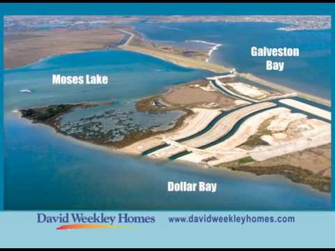 Grand Cay Harbour Community David Weekley Homes Youtube