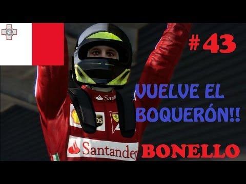 F1 2013 Ps3 español | Circuito de Albert Park (Australia) | Modo Trayectoria Parte 43 Vamos Boquerón