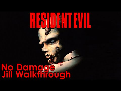 Resident Evil Jill Walkthrough